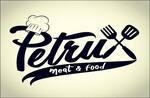 Logotipo Dom Petrux Meat & Food