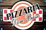 Logotipo Pizzaria Dom Basso