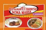 Logotipo Restaurante e Marmitão Dona Maria