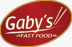 Logotipo Gaby`s Fast Food