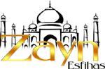 Logotipo Zayn Esfiharia