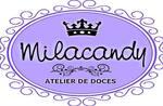 Logotipo Milacandy Atelier de Doces