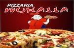 Logotipo Pizzaria Wuhalla