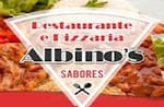 Logotipo Albinos Sabores
