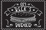 Logotipo Beck's Burger