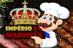 Logotipo Império da Marmita