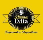 Logotipo Divina Evita Empanadas Argentinas