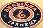 Logotipo Brasinha de Ipanema