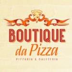 Logotipo Boutique da Pizza
