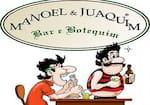 Logotipo Manoel & Juaquim- Bar e Botequim 3