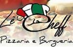 Logotipo Le Cheff Pizzaria