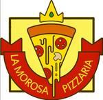 Logotipo La Morosa Pizzaria