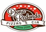Logotipo Dona Redonda Pizzaria - São José