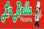 Logotipo La Bella Pizzaria