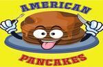 Logotipo American Pancakes