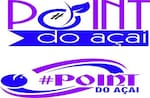 Logotipo #Point do Açai