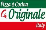 Logotipo Originale Pizza e Cozinha Italiana