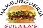 Logotipo Restaurante e Hamburgueria Guilaila´s