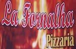 Logotipo Pizzaria la Fornalha