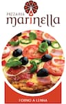 Logotipo Pizzaria Marinella