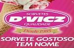 Logotipo D'vicz Sorvetes - Batel
