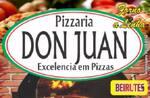 Logotipo Nova Don Juan Pizzaria