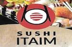 Logotipo Sushi Itaim