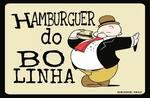 Logotipo Hamburguer do Bolinha