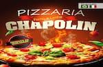 Logotipo Pizzaria Chapolin