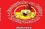 Logotipo Franguinho no Balde e Pizzaria