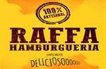 Logotipo Raffa Hamburgueria