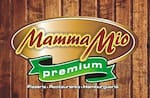 Logotipo Mamma Mio Delivery de Pizza
