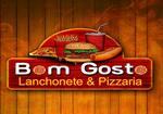 Logotipo Bom Gosto Lanchonete e Pizzaria