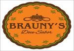 Logotipo Brauny`s Doce Sabor