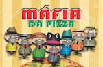 Logotipo Mafia da Pizza