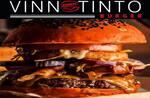 Logotipo Vinnotinto Burger