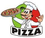 Logotipo Pizzaria da Hora