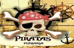 Logotipo Piratas Pizzaria e Restaurante