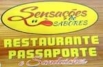 Logotipo Sensações de Sabores
