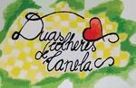 Logotipo Duas Colheres De Canela