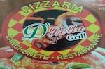 Logotipo Restaurante e Pizzaria D Bella Grill
