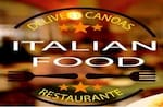 Logotipo Italian Food Canoas