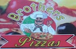 Logotipo Brotherss Pizzas Ag