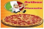 Logotipo Arthur Pizzaria
