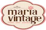 Logotipo Maria Vintage