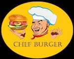 Logotipo Chef Burger