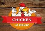 Logotipo Chicken in House