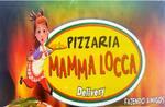 Logotipo Pizzaria Mamma Locca