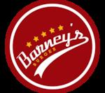Logotipo Barneys Burger Aldeota