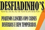 Logotipo Desfiadinho's Lanches
